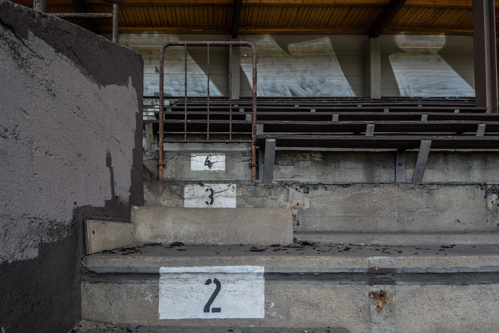avus tribüne treppen nummer lost places abandoned berlin urbex germany