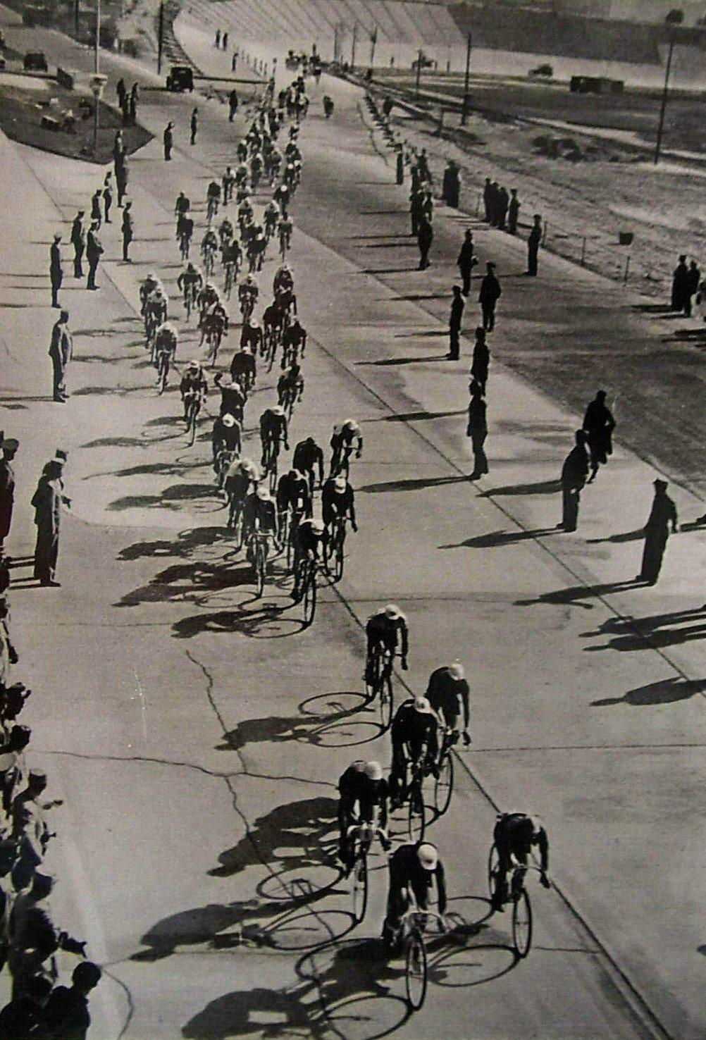 berlin 1936 olympiade 100km strassenrennen