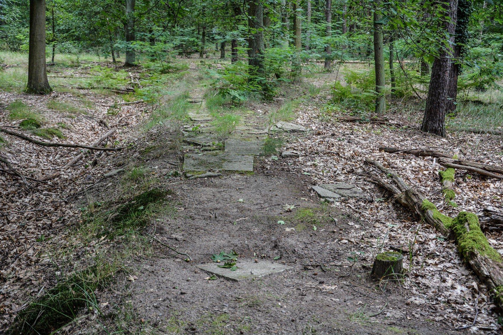 einfahrt avus südkurve modell berlin charlottenburg lost places urbex abandoned berlin