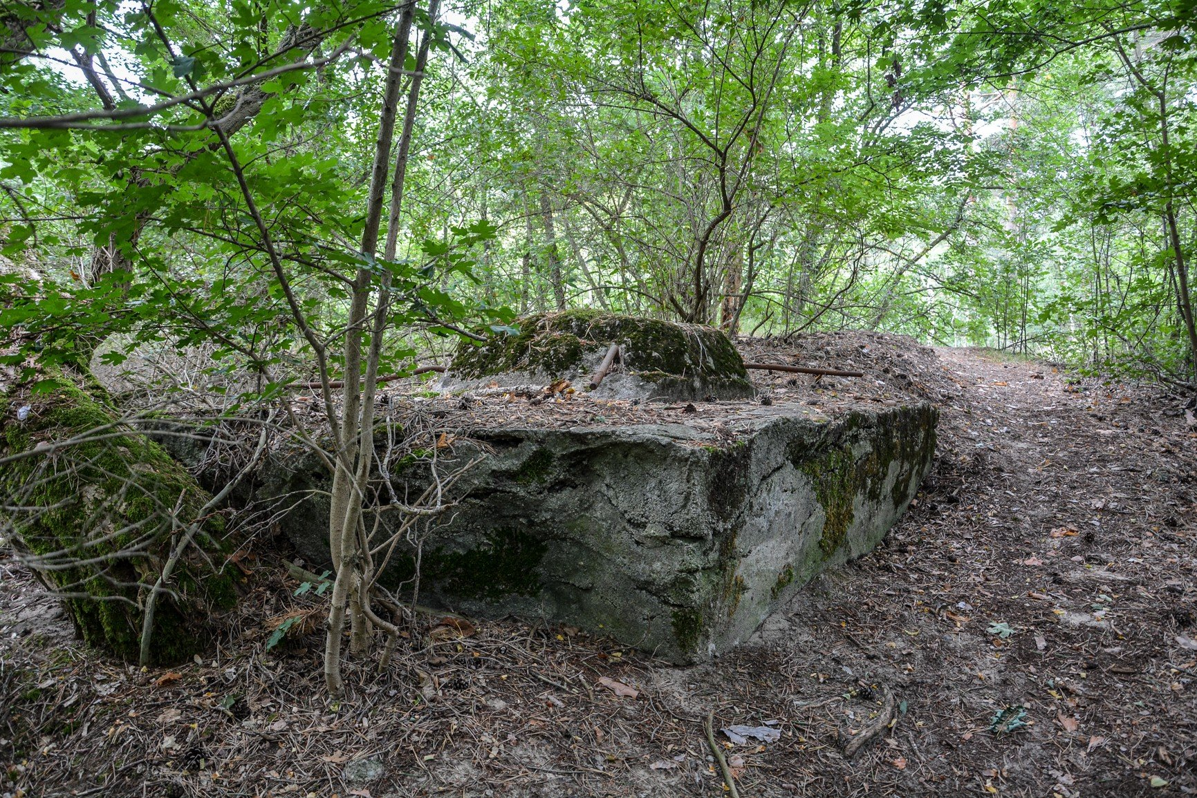 keerans range concrete avus südkurve hügel hill berlin charlottenburg lost places urbex abandoned berlin